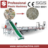 PE/PP Crushing Washing Drying Line