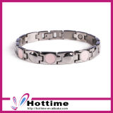 Most Popular Stainless Steel Bracelets with Custom Logo (CP-JS-BL-157)