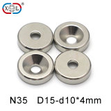 Permanent Strong Neodymium Magnet with Excellent Quality
