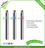 Adjustable Voltage S6 Pre Heat Vape Pen USB Charger Battery