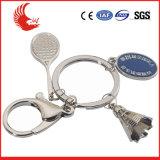 Hot Sale Custom Metal Brand Logo Keychain