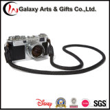 Quality Black Neck Polyseter Rope Leather Camera Straps