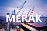 20gp/40gp/40hq Sea Ocean Shipping Freight From Qingdao to Merak