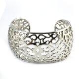 Hindu Stainless Steel Cuff Bracelet