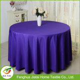 Custom 60 Inch Round Modern Purple Party Tablecloth