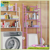 3-Shelf Bathroom Space Saver Storage Organizer Toilet Cabinet Shelving