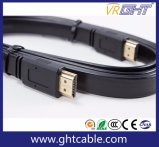 5m High Speed Support 720p/1080P/2160p Flat HDMI Cable 1.4V 2.0V