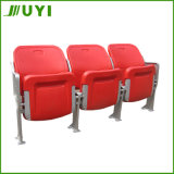 Folding Stadium Chair Plastic Chairs Stadium Seats with Aluminum Armrest Blm-4651