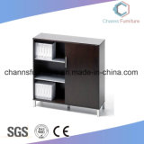 Cheap Modern Design Wooden Furniture Book Rack Office File Cabinet