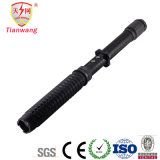 Extendable 485mm Stun Guns Baton with Electric Shock for Self Defense