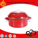 Enamel Pot Baby Food Soup Pot Cooker Pot Milk Pot