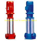 Vertical Single Suction Multistage Pipeline Type Fire Fighting Pump