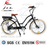 "250W Brushless Motor 26"" Al Alloy Frame City Ebike (JSL038S-3)"