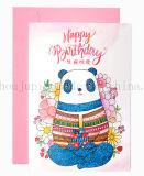 Custom Paper Birthday Greeting Invitation Card with Envelope