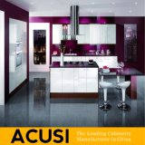 Modern Island Style High Glossy Lacquer Kitchen Cabinets Kitchen Furniture Home Furniture (ACS2-L56)