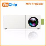 OEM ODM 600 Lumens Mini Portable Home Theater Multi Interface Mini LED Projector