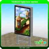 Double Sided Free Standing Lighting Box