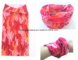 Factory Produce Custom Print Polyester Women Neck Tube Scarves