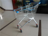 Shopping Trolley with 125 Liters