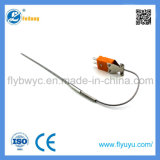 Needle-Shaped K Type Flexible Temperature Sensor with Plug