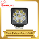 "Manufacturer 27W Square 4.5"" LED Car Light"