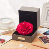Hot Sale Preserved Rose Flowers Gift for Christmas