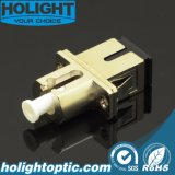 LC/Sc Hybrid Adapter for Fiber Optic