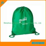 Color Printed Drawstring Non Woven Bags