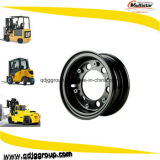 8.25*16.5 9.75*16.5 12.00*16.5 Forklift Steel Rim/Wheels of 10inch