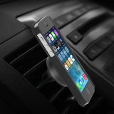Factory Supply Universal Mount Air Vent Car Magnetic Phone Holder for iPhone