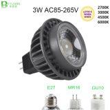 3W COB GU10 LED Spot Lamp