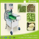 FC-305 Electric Chinese Vegetable Cutting Machine Banana Round Chips Making Machine Banana Slice Machine with Stainless Steel