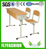 Classroom Furniture Set Two Student Table with Chair (SF-29D)