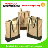 Stable Nature Canvas Grocery Tote Handbag for Lady Shopping