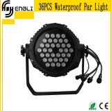 36PCS RGBW LED Waterproof Stage PAR Can (HL-013P)