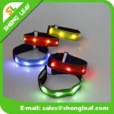 Reflective Ankle LED Band and Reflective Arm Band Kit