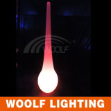 Color Changing LED Floor Decorative Garden Lamp