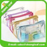Wholeslae Price Customized Folding Clear PVC Cosmetic Bag