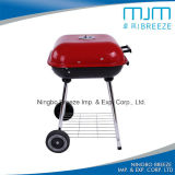 with 10 Years Supply Trolley Charcoal BBQ Grill