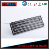 Flat Ceramic Heater Plate for Industrial Heating