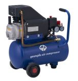 25L 8bar 1.5HP 1.1kw Direct Driven Air Compressor (ZFL25-A)