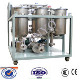 Processing Bad Phosphate Fire-Resistant Oil Filtration Equipment