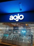 Outdoor LED Light Box Sign for Store Name Display