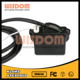Carriable Miner′s Lamp, Mining Headlamp Wisdom Kl4ms with 4400mAh