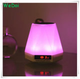 New Multifunctional Alarm Clock Wireless Bluetooth Speaker with LED Light (WY-SP03)