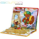 Pop up Casebound Story Book/ Educational Children Book
