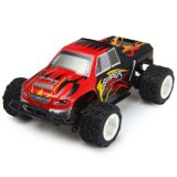 312212A-2.4G 1/24 Scale 4WD Remote Control Electric Big Foot Truggy RTR