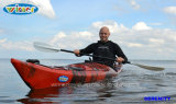 5.1mtr Professional One Person Sit in Touring Kayak