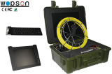 15 Inches LCD Monitor with Push Rod Underwater Inspection System
