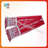 Different Color Soft Long Scarf with Tassel with Logo Printed (HY-L01)